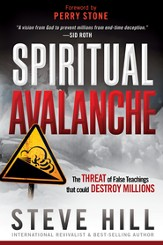 Spiritual Avalanche: The threat that could destroy millions - eBook