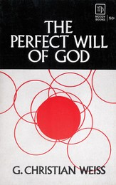 Perfect Will Of God / New edition - eBook