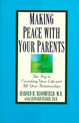 Making Peace with Your Parents - eBook