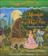 Magic Tree House #41: Moonlight Unabridged Audiobook on CD
