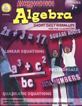 Jumpstarters for Algebra (7+)