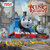 The Lost Crown of Sodor (Thomas & Friends) - eBook
