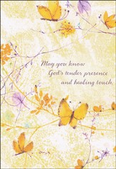 Whispers of Grace Get Well Cards, Box of 12