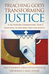 Preaching God's Transforming Justice: A Lectionary Commentary, Year C - eBook