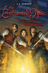 Dueling with the Three Musketeers - eBook