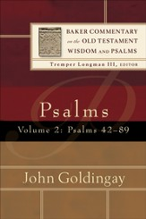Psalms : Volume 2 (Baker Commentary on the Old Testament Wisdom and Psalms): Psalms 42-89 - eBook