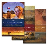 Texas: Star of Destiny Series, Vols 1-3