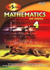 New Syllabus Math Textbook 4 (New Edition)