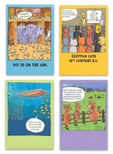 Bible Tales Birthday Cards, Box of 12