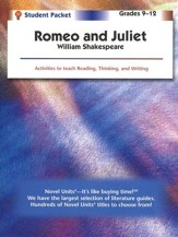 Romeo and Juliet, Novel Units Student Packet, Grades 9-12