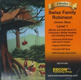 Swiss Family Robinson CD-ROM Bring the Classics to Life