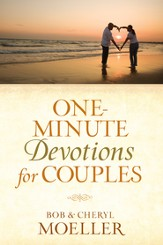 One-Minute Devotions for Couples - eBook