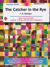 The Catcher in the Rye, Novel Units Teacher's Guide, Grades 9-12
