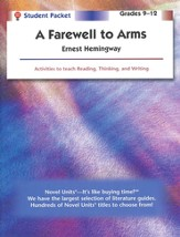 A Farewell to Arms, Novel Units Student Packet, Grades 9-12