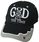 God Is God Cap Black