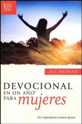Devocional en un Año para Mujeres  (The One Year Devotions for Women)