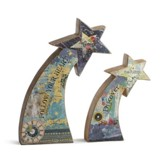 Shooting Star Figurine, Set of 2