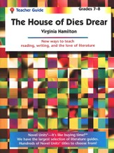 The House of Dies Drear, Novel Units Teacher's Guide, Grades 7-8
