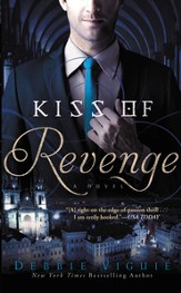 Kiss of Revenge, Kiss Trilogy Series #3 -eBook