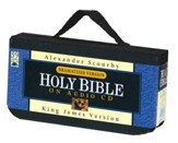 KJV Audio Bible Dramatized on CD