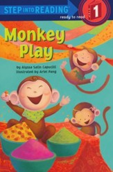 Step Into Reading, Level 1; Monkey Plan