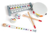 Musical Instruments Set, 7 Pieces