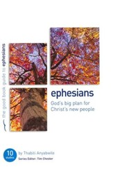 Ephesians: God's Big Plan for Christ's New People