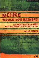 More Would You Rather...? - eBook