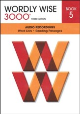 Wordly Wise 3000 Book 5 Audio CD, 3rd Edition