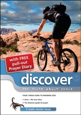 Discover . . . the Truth About Jesus