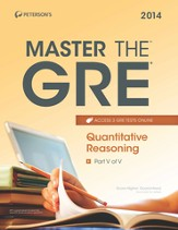 Master the GRE: Quantitative Reasoning: Part V of V - eBook