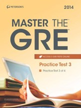 Master the GRE: Practice Test 3: Practice Test 3 of 4 - eBook