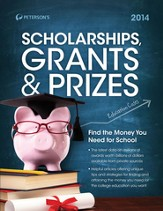 Scholarships, Grants & Prizes 2014 - eBook