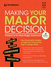 Making Your Major Decision - eBook