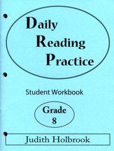 Daily Reading Practice Grade 8 Student Workbook