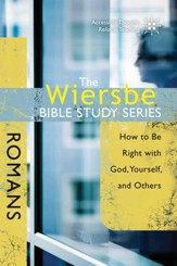 The Wiersbe Bible Study Series: Romans - eBook
