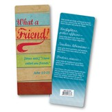What A Friend Bookmark