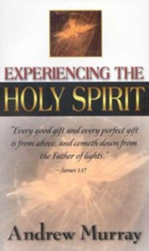 Experiencing the Holy Spirit - eBook