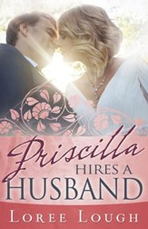 Priscilla Hires A Husband - eBook