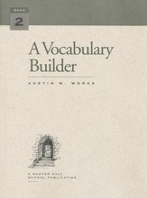 A Vocab Builder Book 2, Grade 11