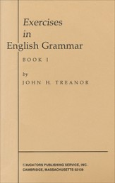 Exercises In English Grammar, Book 1