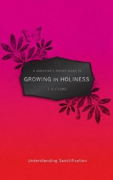 A Christian's Pocket Guide to Growing in Holiness: Understanding Sanctification - eBook