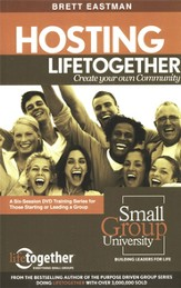 Hosting Lifetogether Group Leaders Church Kit - Electronic Files CD