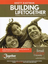 Building Lifetogether Group Leaders Church Kit - Electronic Files CD