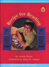 Recipe for Reading Workbook, 4