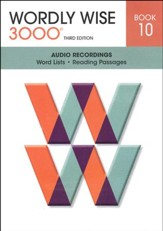 Wordly Wise 3000 Book 10 Audio CD, 3rd Edition