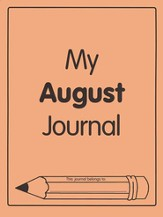August Monthly Journal