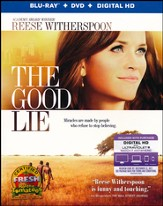 The Good Lie, Blu-ray/DVD/Digital HD