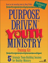 Purpose Driven Youth Ministry Training Kit Facilitator's Guide - eBook