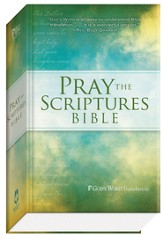 Pray the Scriptures Bible - eBook
